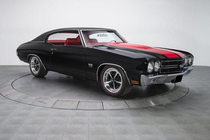 Classic Cars For Sale In Southeast Texas: 1970 Chevrolet Chevelle For Sale In Beaumont, Texas