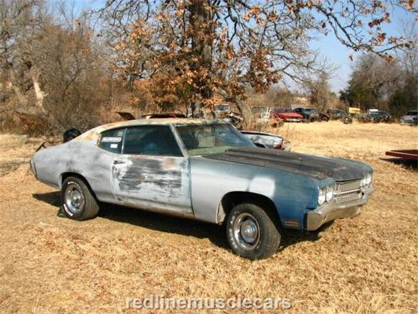 1970 Chevrolet Chevelle For Sale In Lone Grove Oklahoma
