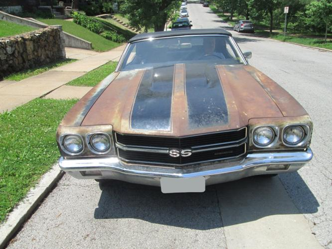 1970 Chevrolet Chevelle Ss 396 4 Spd Project For Restoration True Ss