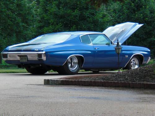 1970 Chevrolet Chevelle SS 540 for Sale in Rockville, Maryland