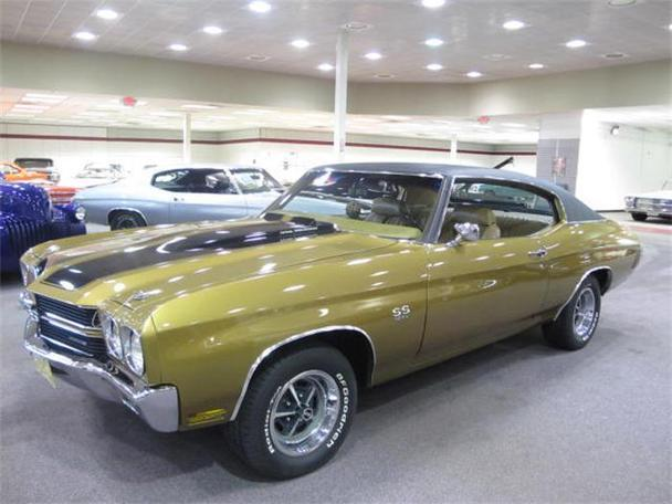 1970 chevrolet chevelle ss for sale in troy michigan classified