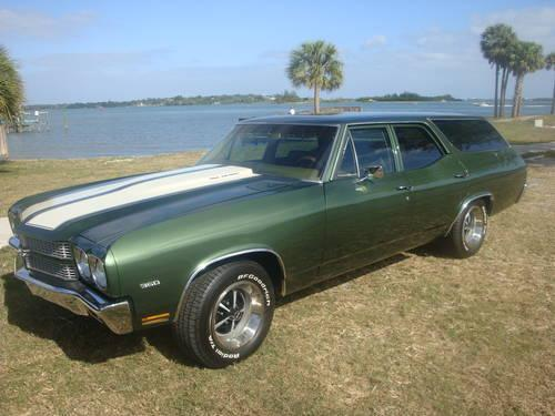 1970 chevrolet chevelle ss wagon for sale in stuart