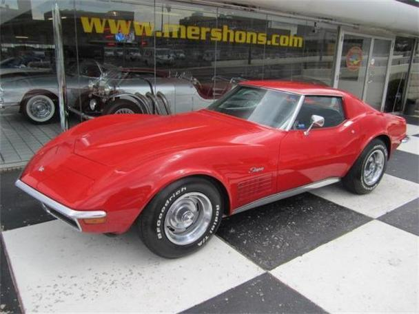 1970 chevrolet corvette for sale in springfield ohio classified. Black Bedroom Furniture Sets. Home Design Ideas