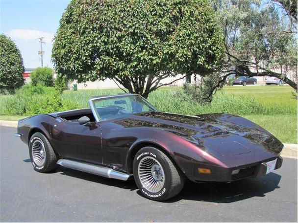1970 chevrolet corvette stingray for sale in alsip illinois classified. Black Bedroom Furniture Sets. Home Design Ideas