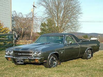 1970 chevrolet el camino 396 ss custom for sale in douglassville pennsylvania classified. Black Bedroom Furniture Sets. Home Design Ideas
