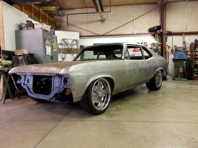1970 Chevrolet Nova Ss Dse Pro Touring For Sale In