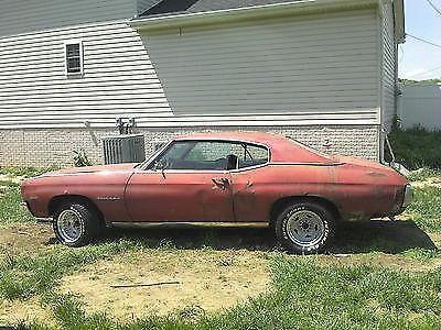 71 Chevelle Project Classifieds Buy Sell 71 Chevelle Project