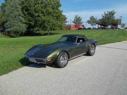 1970 chevy corvette for sale mo for sale in saint charles missouri classified. Black Bedroom Furniture Sets. Home Design Ideas