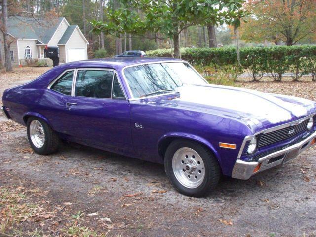 1970 Chevy Nova Ss Street Strip For Sale In Conway South Carolina