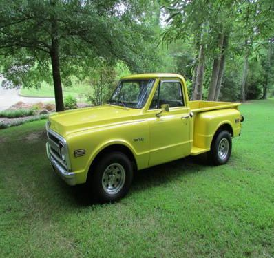 1970 chey c10 pickup for sale in rome georgia classified. Black Bedroom Furniture Sets. Home Design Ideas