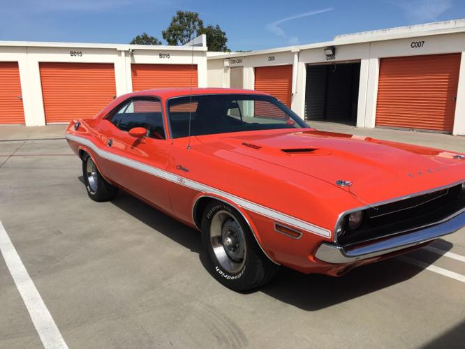 1970 Dodge Challenger 440-6pack