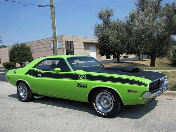 1970 dodge challenger t a for sale in alsip illinois classified. Black Bedroom Furniture Sets. Home Design Ideas