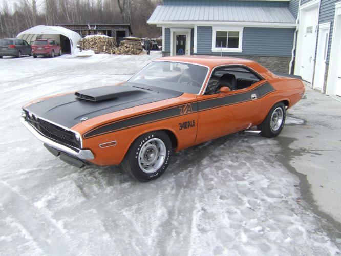 1970 Dodge Challenger Ta Six Pack For Sale In Allamuchy Township