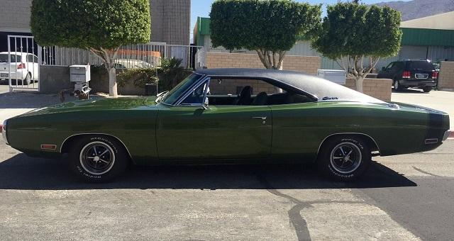 1970 Dodge Charger - $24,500