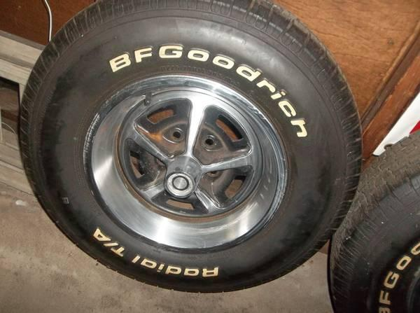 1970 dodge charger wheels w tires for sale in pekin illinois classified. Black Bedroom Furniture Sets. Home Design Ideas
