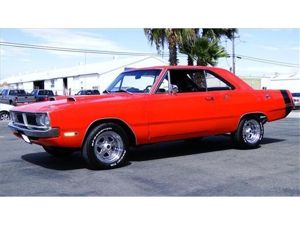 1970 Dodge Dart For Sale In Escondido California