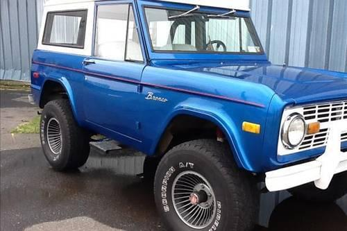 1970 ford bronco for sale in oakland florida classified. Black Bedroom Furniture Sets. Home Design Ideas