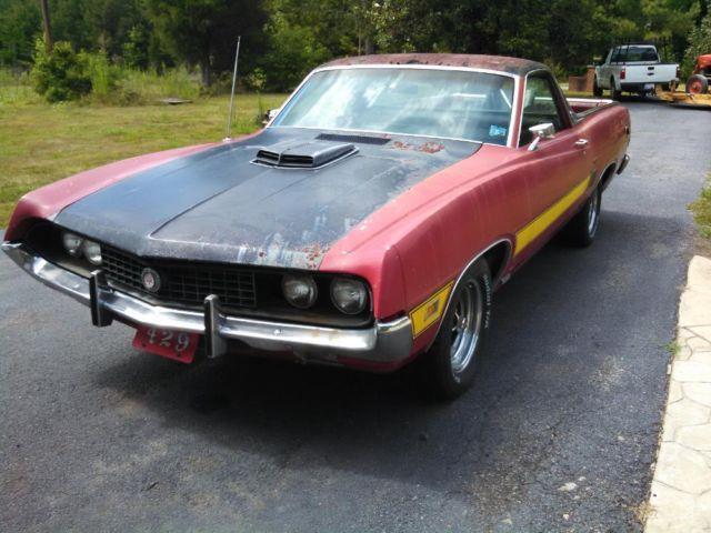 1970 Ford Grand Ranchero for sale VA for Sale in