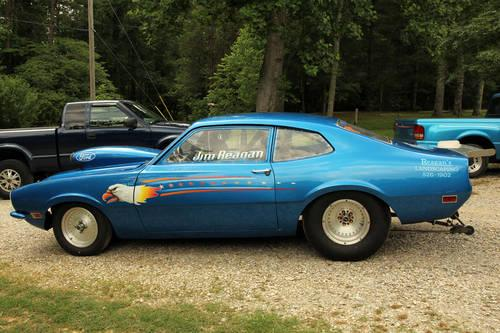 1970 Ford Maverick Drag Car for Sale in Cookeville, Tennessee Classified | AmericanListed.com