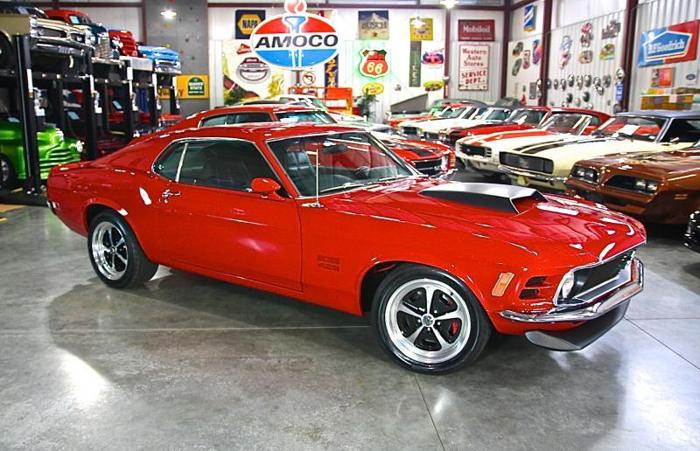 1970 ford mustang for sale in fenton missouri classified. Black Bedroom Furniture Sets. Home Design Ideas