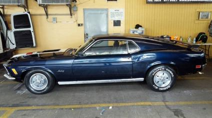 1970 ford mustang fastback for sale in los angeles california classified. Black Bedroom Furniture Sets. Home Design Ideas