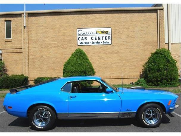 1970 ford mustang mach 1 for sale in fredericksburg virginia classified. Black Bedroom Furniture Sets. Home Design Ideas