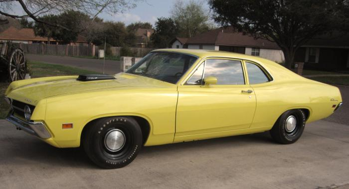 Ford Torino Falcon Yellow  Speed Factory