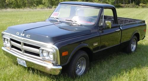 1970 Gmc Short Bed C10 Truck For Sale In Springfield Missouri Classified Americanlisted Com