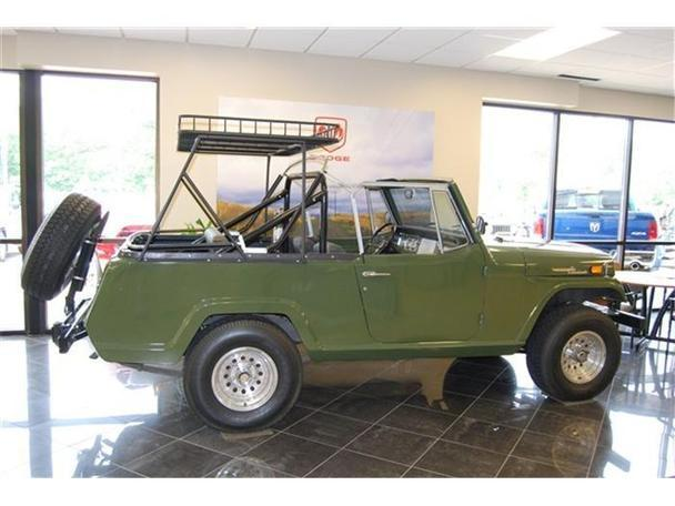 1970 jeep commando for sale in east peoria illinois classified. Black Bedroom Furniture Sets. Home Design Ideas