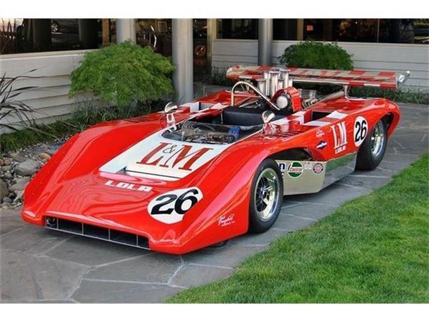 1970 Lola T222