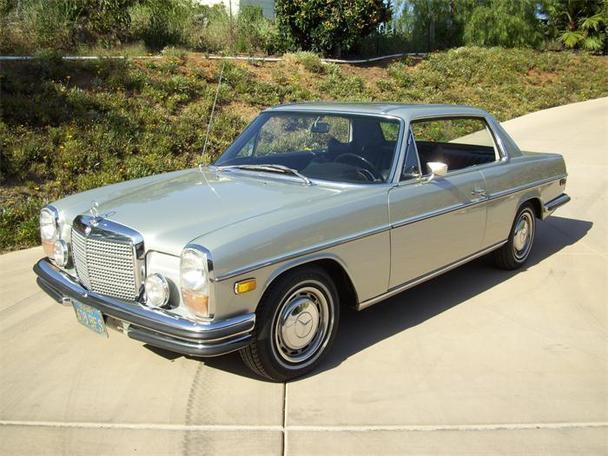 1970 mercedes benz 250c for sale in orange california for Mercedes benz 250c