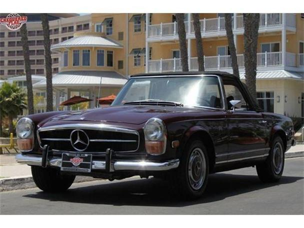 1970 mercedes benz 280 for sale in marina del rey for Mercedes benz marina del rey