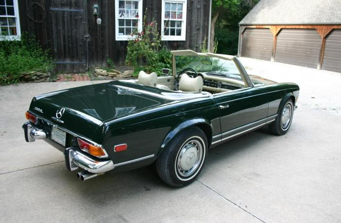 1970 mercedes benz sl class for sale in san clemente california classified. Black Bedroom Furniture Sets. Home Design Ideas