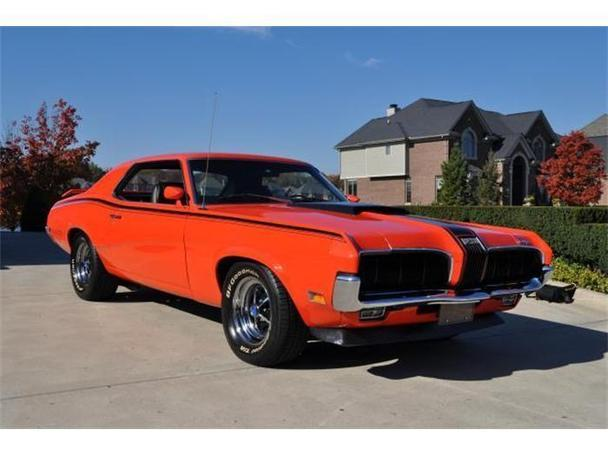 1970 Mercury Cougar For Sale In Plymouth Michigan