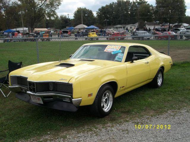 1970 Mercury Cyclone Gt For Sale In Wilmington Ohio