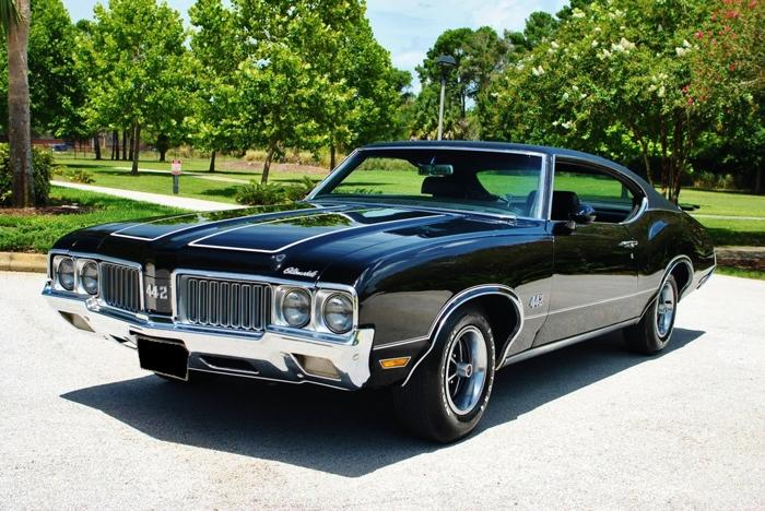 1970 Oldsmobile 442 Numbers Matching 455 V8