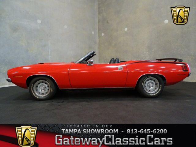 1970 Plymouth Barracuda #545TPA