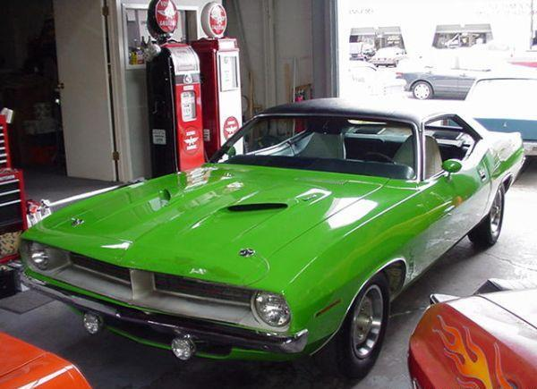 1970 Plymouth Cuda 340 Coupe - Price: 38500
