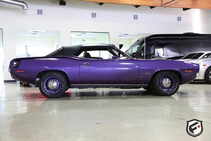 1970 Plymouth 'Cuda Hemi