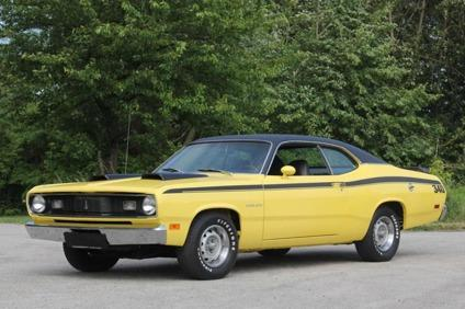 1970 Plymouth Duster For Sale In Sunbury Pennsylvania