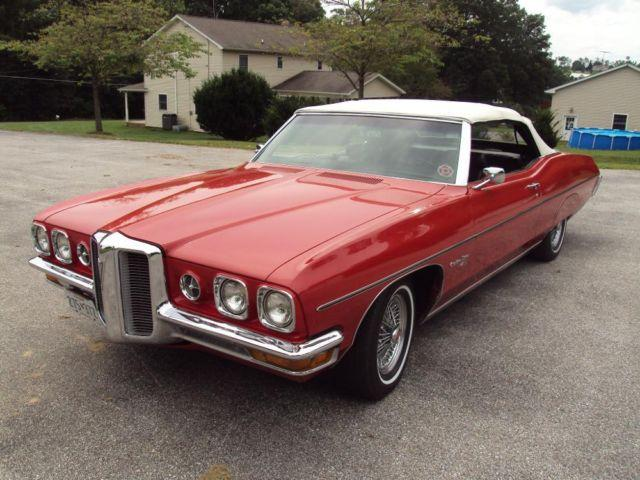 Lexus Of Owings Mills >> 1970 PONTIAC CATALINA CONVERTIBLE for Sale in Manchester ...