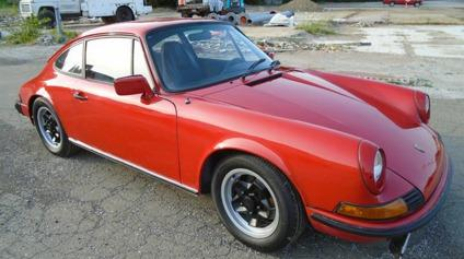 1970 porsche 911 911t for sale in erie pennsylvania classified. Black Bedroom Furniture Sets. Home Design Ideas