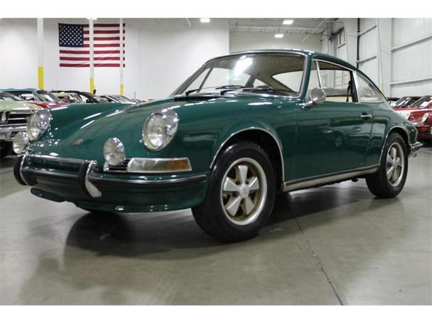 1970 porsche 911 for sale in kentwood michigan classified. Black Bedroom Furniture Sets. Home Design Ideas