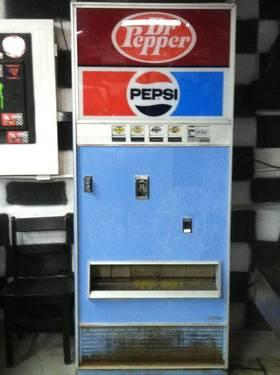 1970 S Choice Vend Pepsi Drink Machine For Sale In