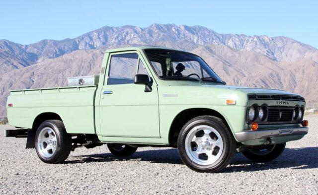 1970 Toyota Pickup For Sale In Palm Springs California