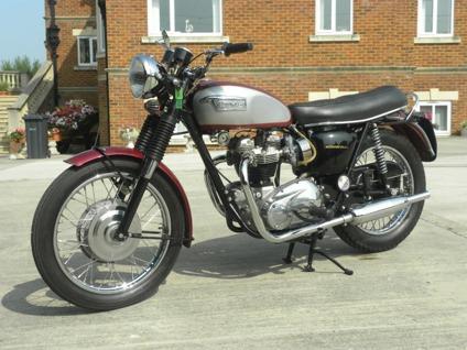 1970 Triumph Bonneville T120r `Amazing Bike` for Sale in ...