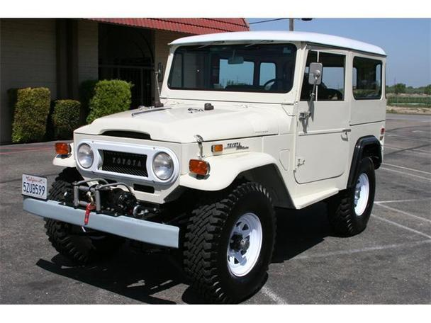 1970 Toyota Land Cruiser for Sale in Turlock, California Classified ...