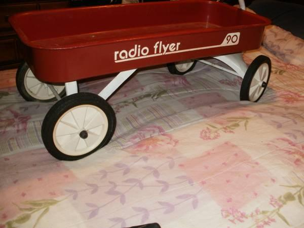 1970s 90 Radio Flyer Wagon - $100