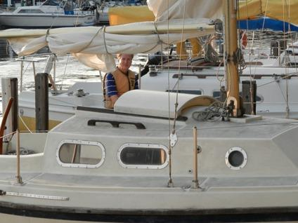 1971 22 Foot Westerly Cirrus Sailboat For Sale In Chicago