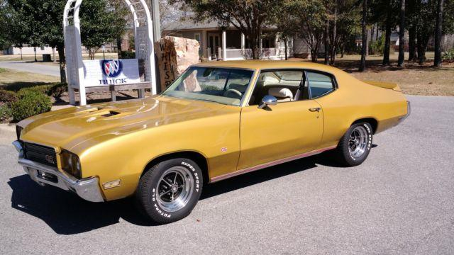 1971 Buick GS - Fresh Restoration - Numbers Matching -